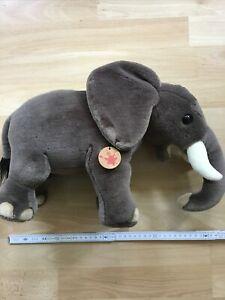 Sigikid Kuscheltier, Plüschtier, Elefant, nicht bespielt 40x26 cm
