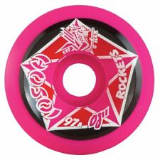Santa Cruz OJII OJ2 Christian Hosoi ROCKETS Skateboard Wheels 61mm 97a PINK