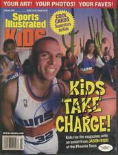 JASON KIDD signed 2000 Sports Illustrated for Kids JSA certified AUTOGRAPH
