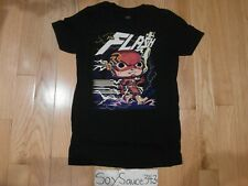 FUNKO POP! TEES DC COMICS COLLECTION BY JIM LEE THE FLASH TEE SHIRT SIZES S-L