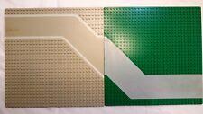 Lego Vintage Road Base Plate 32x32 Set Of 2
