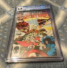 Marvel Super-Heroes Secret Wars #9 (Jan 1985, Marvel) Graded by CGC-6.0