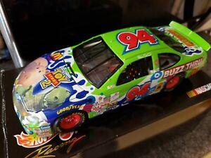 Bill Elliott #94 McDonald's Toy Story Hot Wheels Crew's Choice 1999 Taurus 1:24