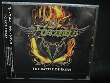 FORCEFIELD The Battle Of Faith JAPAN CD Dream Chaser Japanese Power Metal !