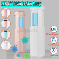Portable Mini Handheld Multifunctional UV Light Germicidal Disinfection UVC Lamp
