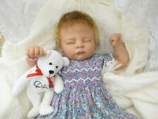 Andi a great little reborn baby girl from a Linda Murray sculpt