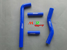 for YAMAHA YZF250 YZ250F 2001-2005/WR250F 2001-2006 silicone radiator hose blue