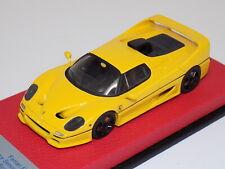 1/43 BBR Ferrari F50 Motor ServiceModena with Scope  in Yellow   BBR78C    GP142