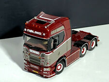"SCANIA TRUCK WSI MODELS(S HIGHLINE CS20H 6x2 TAG AXLE) ""ROLING""05-0081"