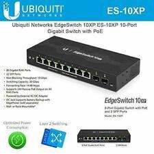 Ubiquiti Networks EdgeSwitch 10Xp Managed 10-Port Gigabit Switch with PoE -.