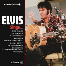 ELVIS PRESLEY ELVIS SINGS DIGIPAK CD NEW