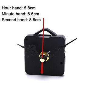 1 Set Silent large wall Quartz Clock Movement Mechanism  Hands Repair Tool K_cd