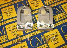 1954-1960 GM Door Strikers w/ screws Buick Cadillac Chevrolet Oldsmobile Pontiac