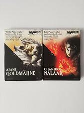 Magic The Gathering MTG Karten Starter Weiße/Rote Planeswalker Gamescom 2014