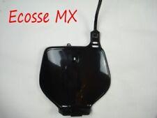 Recambios UFO color principal negro para motos Yamaha