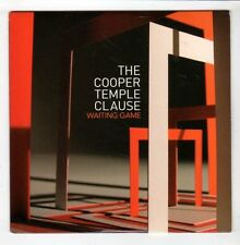 (HB795) The Cooper Temple Clause, Waiting Game - 2006 DJ CD