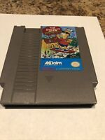 The Simpsons Bart vs the Space Mutants (Nintendo NES, 1985) - Tested & Working