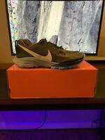 Brand New! Nike Air Zoom Terra Kiger 5 Cargo Khaki/Black Men's Size 8 AQ2219-301