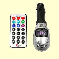 i-mobile FM Transmitter Modulator Remote USB SD MMC MP3 Player Radio Auto KFZ