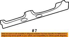 Ford Oem Rocker-Inner Side Panel Left 2L2Z7810111Aa(Fits: Lincoln Aviator)