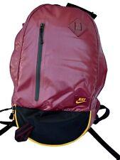 New Vintage NIKE Sportswear NSW Sprint Pack BACKPACK Rucksack Bag Deep Garnet