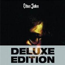 ELTON JOHN - ELTON JOHN (DELUXE EDT.) 2 CD POP NEW+