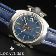 Men's Mechanical (Hand-winding) Round OMEGA Wristwatches