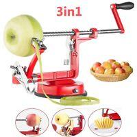Elektrischer Obstschäler Kartoffelschäler Gemüse Apfelschäler Sparschäler