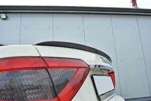 Maserati Granturismo Rear Boot Spoiler (Gloss Black)
