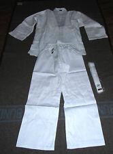 Judoanzug für Damen, weiß, Hersteller Eris, aus Polizeibeständen, Größe 2/150,