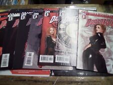 DAREDEVIL 2004  Marvel Knights -Issues 56 -64. Good condition 8 Comics