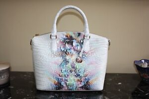 NWT Brahmin medium Duxbury, Prism, satchel, absolutely beautiful!
