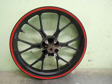 derbi  gpr  125  two  stroke   front  wheel