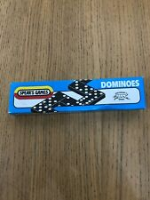 Vintage Dominoes by Greyhound 1980 2-5 Players Boxed VGC