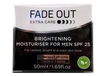 Fade Out Extra Care Face Brightening Cream 50ml Men