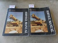 Grove RT500C Crane Maintenance and Service Repair Manual Set March 1987 Vol 1&2