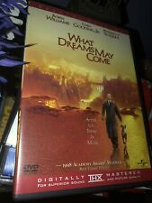 What Dreams May Come Dvd Like New