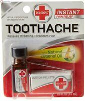 Red Cross Toothache Liquid 3.75 ml