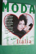 MODA 1996 MONICA BELLUCCI+ZUCCHERO+RICCARDO MUTI+SIMONA VENTURA+CLAUDIA GERINI