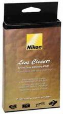 Nikon Moist Lens Cleaner Cloths, Pack of 21.
