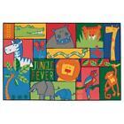 Carpets for Kids 48.33 Jungle Fever 4 ft. x 6 ft.