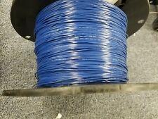 BLUE 24 AWG Gauge Stranded Hook Up Wire Kit 500 FT REEL UL1007 300 Volt