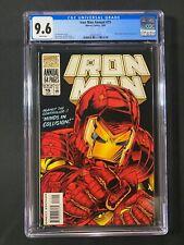 Iron Man Annual #15 CGC 9.6 (1994)