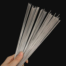 100 Pcs Stainless Steel BBQ Skewers Stick Grill Barbecue Needle Kebab Party