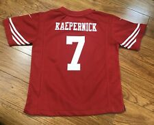 Nike San Francisco 49ers Colin Kaepernick Kids Child Jersey NFL Football L7