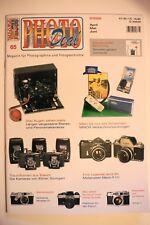 PHOTO DEAL Photodeal 65 Ebner Bakelit Export-Praktica Nikon F Aires Minox Stereo