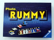 PHOTO RUMMY - RAVENSBURGER 2000 (RARE)