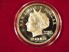 2013 one ounce $50 Norfed  round - rare. BU