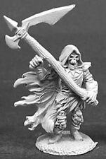 1 x GRIM REAPER - DARK HEAVEN LEGENDS miniature rpg skelette faux death 02019