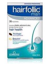 Vitabiotics Hairfolic Man Advanced 60 Caps